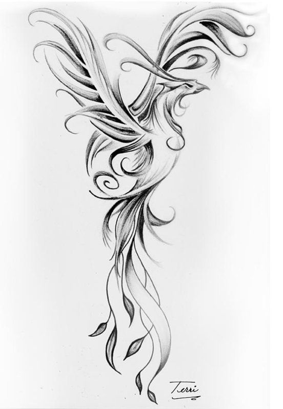 29 Amazing Phoenix Tattoo Ideas You Will Enjoy Eazy Glam