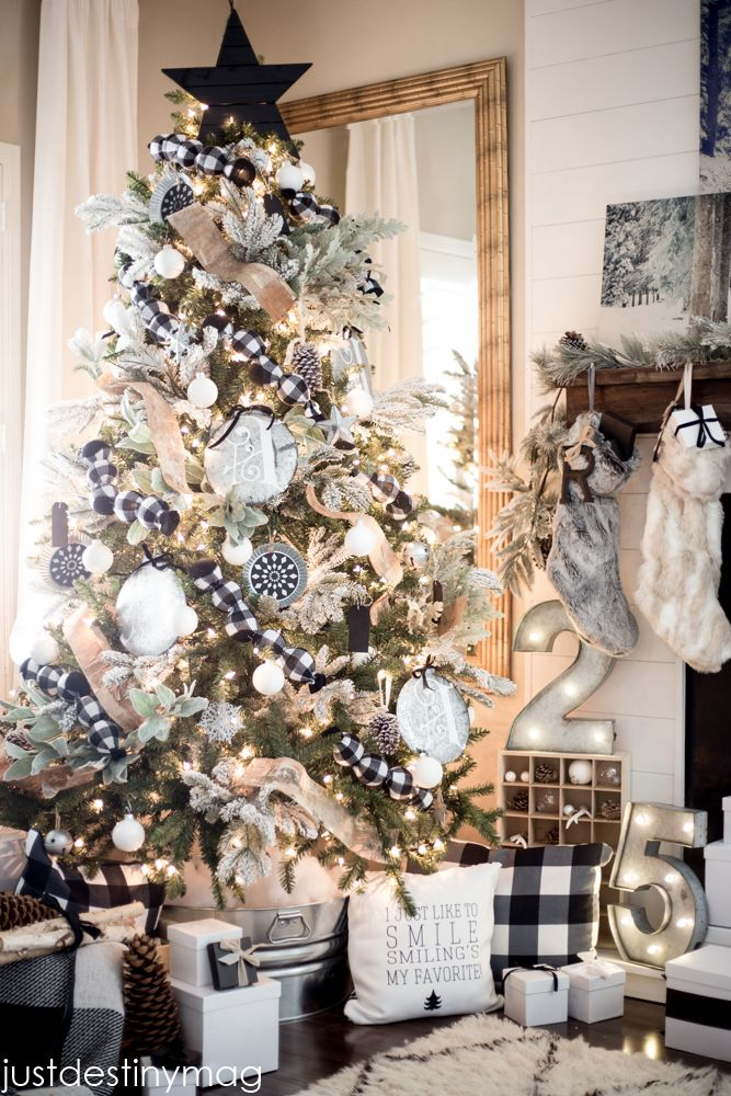 AWESOME CHRISTMAS TREE DECORATING IDEAS