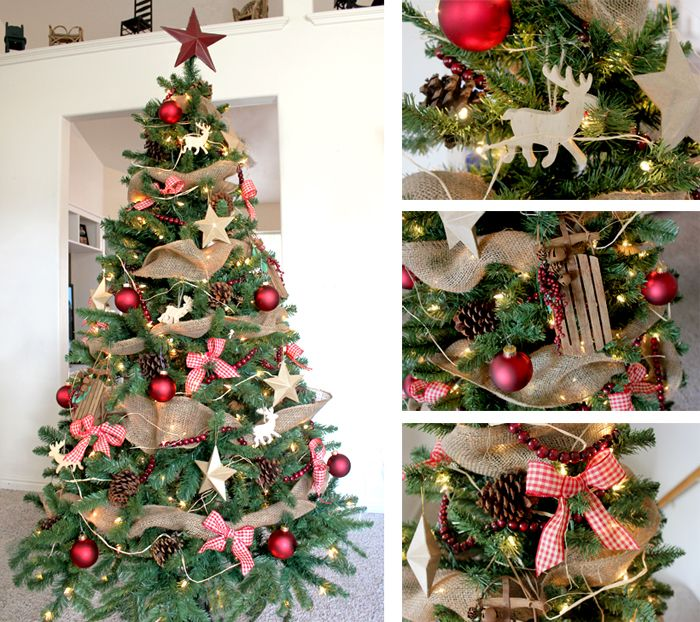 30+ Awesome Christmas Tree Decorating Ideas