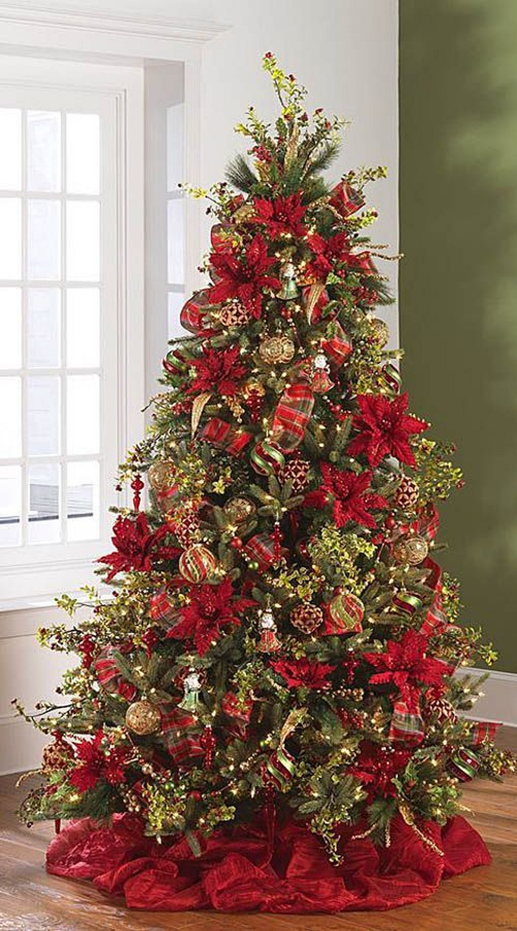 Christmas Tree Decorating Ideas.30 Awesome Christmas Tree Decorating Ideas Eazy Glam