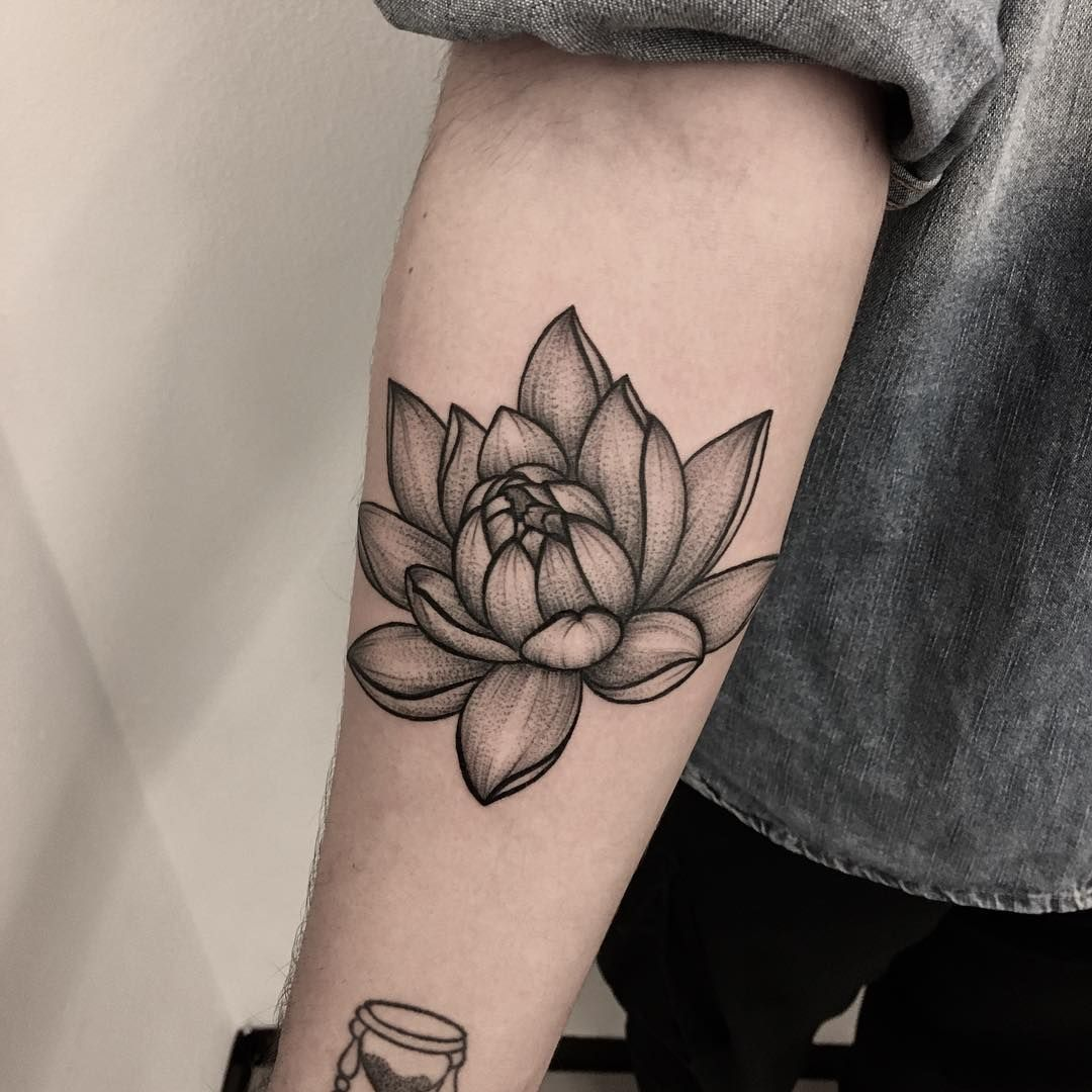28 Best Lotus Flower Tattoo Ideas To Express Yourself Eazy Glam