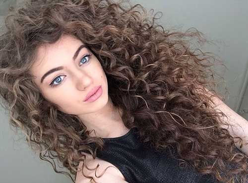 Curly Hairstyles 2019 30 Styles For Short Medium And
