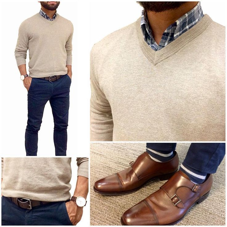 Cool Sweater Outfits For Men