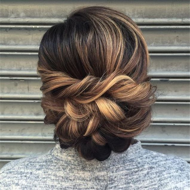 DROP DEAD GORGEOUS UPDOS FOR LONG HAIR