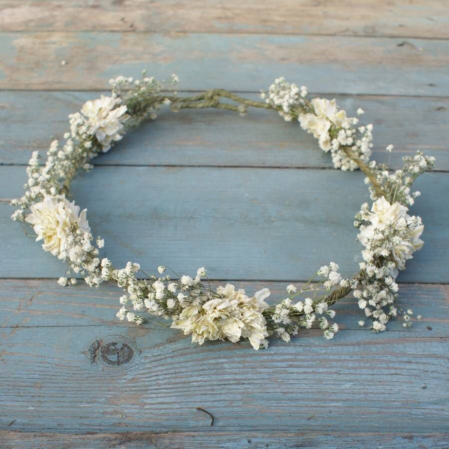 27 Flower Crown Accessories For You