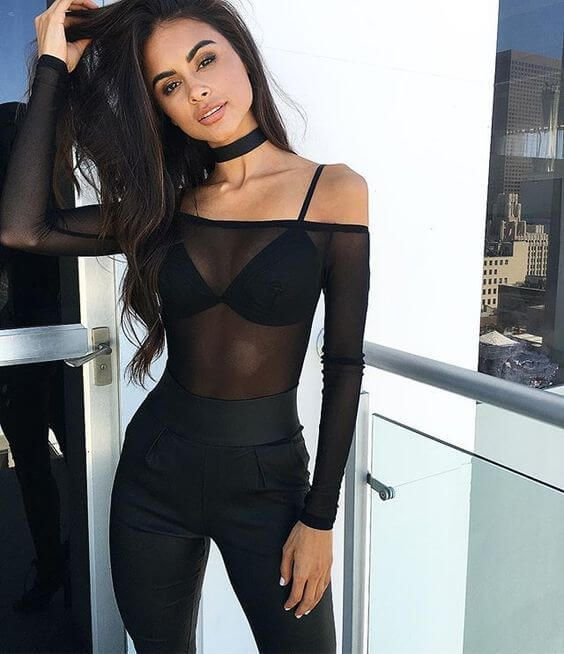 40 SEXY CLUB OUTFITS FOR A NIGHT OUT