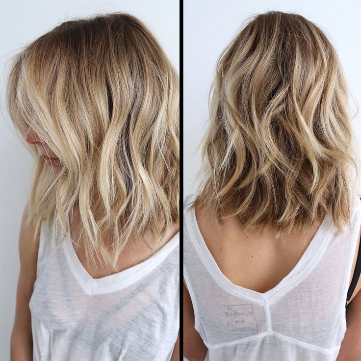 SEXY SHOULDER LENGTH HAIRCUTS FOR SUMMER