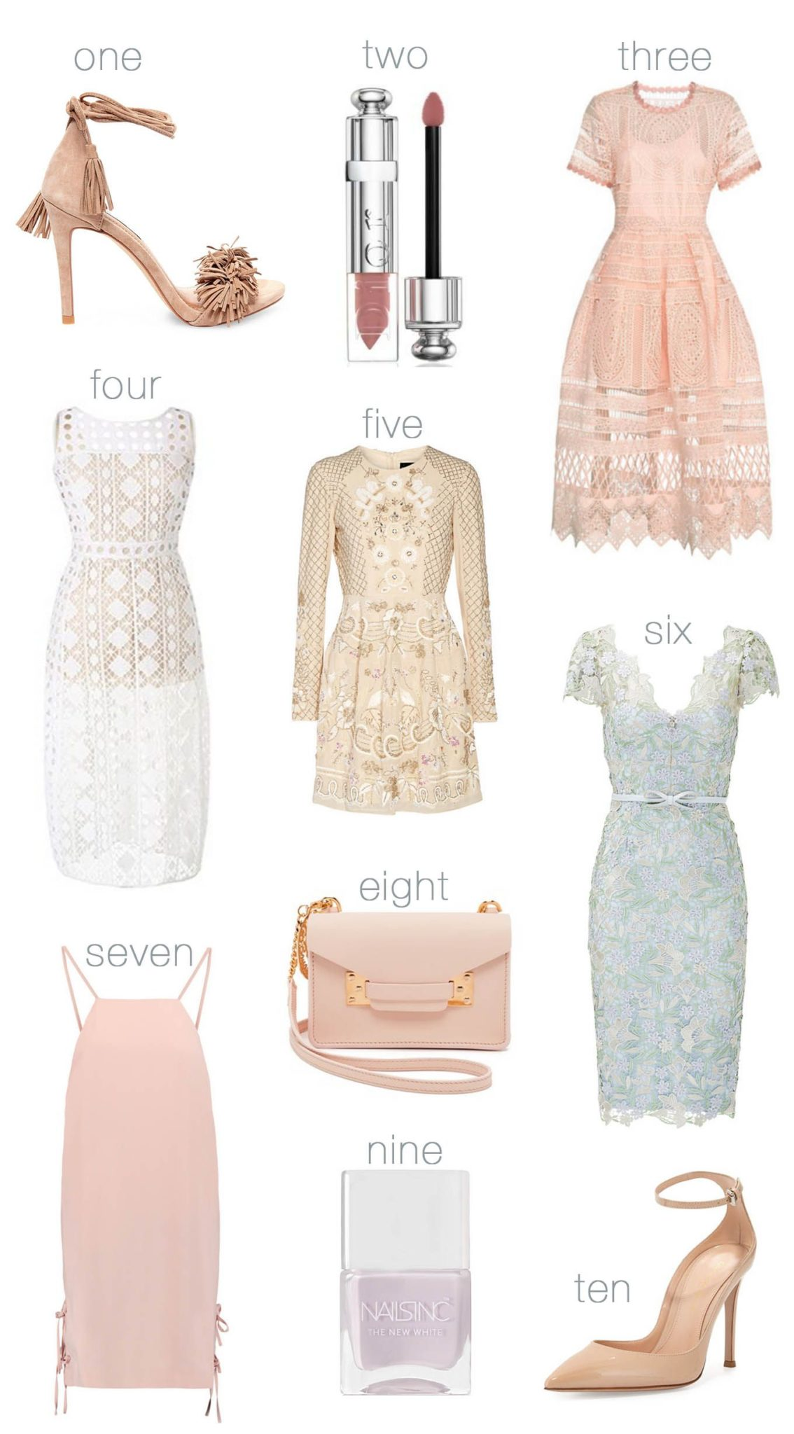 STYLISH EASTER DRESSES YOU CAN WEAR ALL SPRING