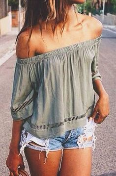STYLISH SUMMER OUTFITS TO LOOK GORGEOUS ALL THE TIME