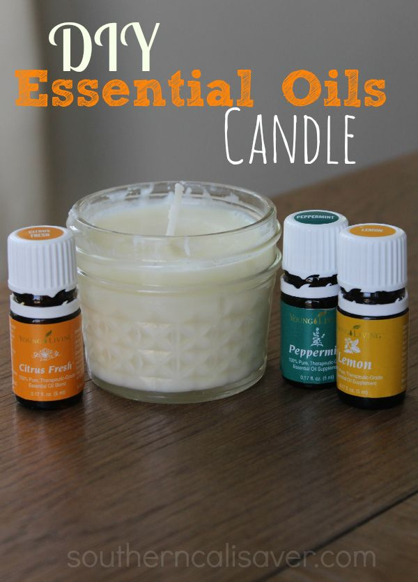 Simply Amazing DIY Candles You Can Make
