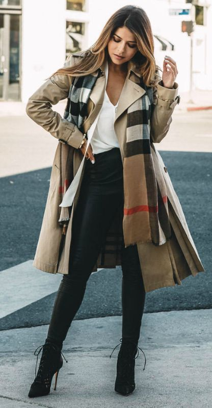 Teddy Coat Outfit Ideas That Are Super Cozy
