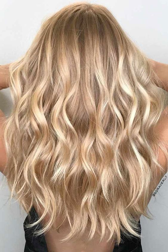 Blonde Hair Color Ideas for the Current Season
