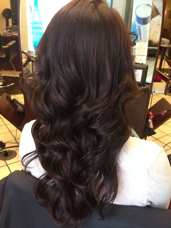 35 Chocolate Brown Hair Color Ideas For Brunettes Eazy Glam