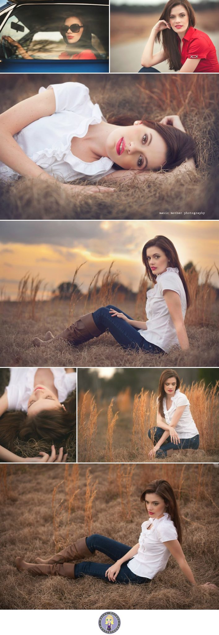 20 Fun & Creative Women Portrait Photograph Pose Ideas