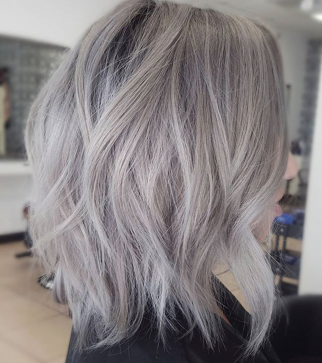 33 Gorgeous Gray Hair Styles You Will Love – Eazy Glam