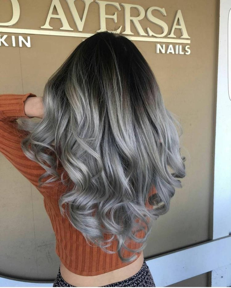 Gorgeous Gray Hair Styles