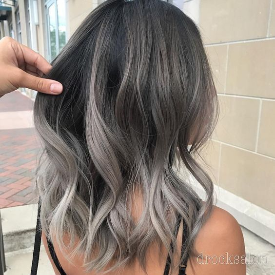 33 Gorgeous Gray Hair Styles You Will Love