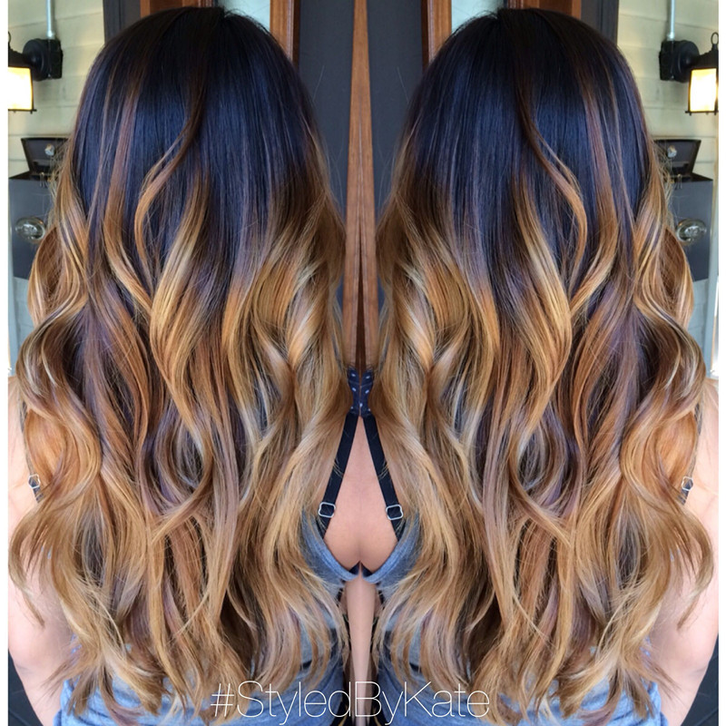37 Sweet Caramel Balayage Hairstyles for 2019