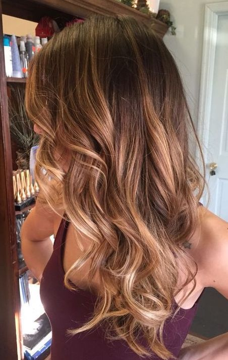 37 Sweet Caramel Balayage Hairstyles For 2019 Eazy Glam