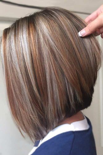 A Line Haircut Ideas To Fall In Love
