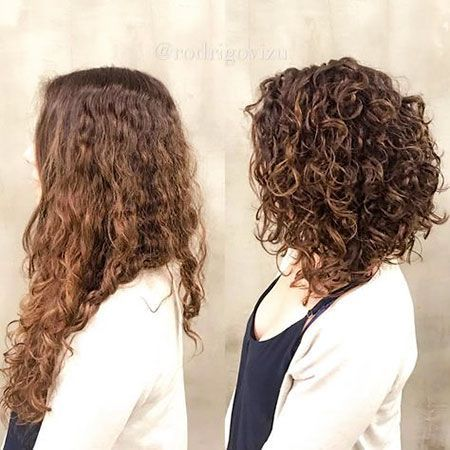 Adorable Looks with Curly Hair