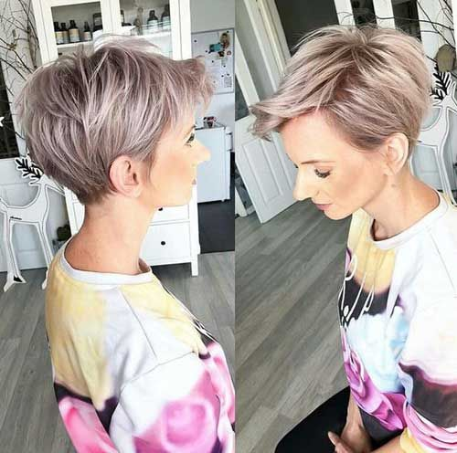 New Short Hairstyles for 2019 - Bobs and Pixie Haircuts