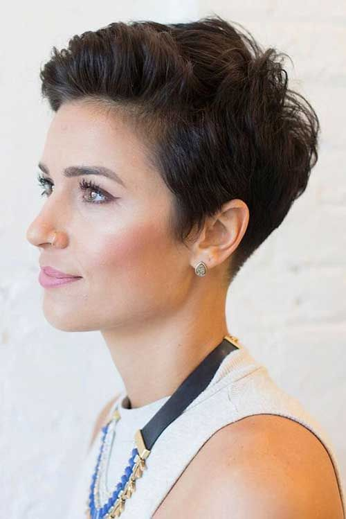 42 New Short Hairstyles For 2019 Bobs And Pixie Haircuts Eazy Glam