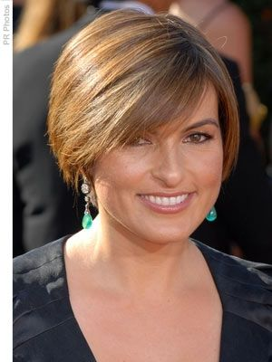 Best Short Hairstyles For Round Faces