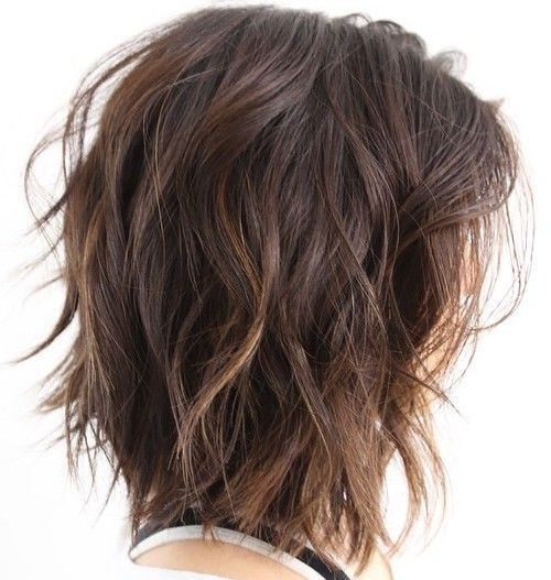 Shoulder Length Haircuts To Excite You