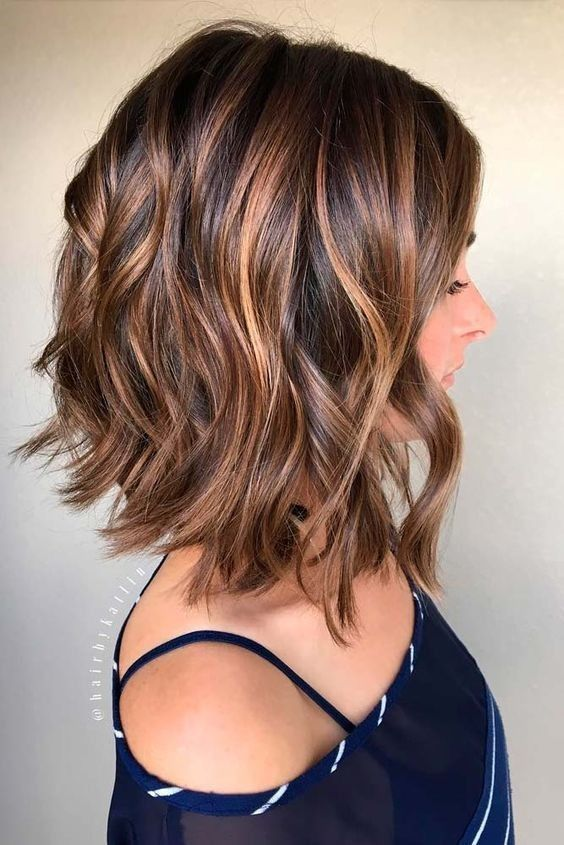 Styling Ideas For Medium Length Haircuts