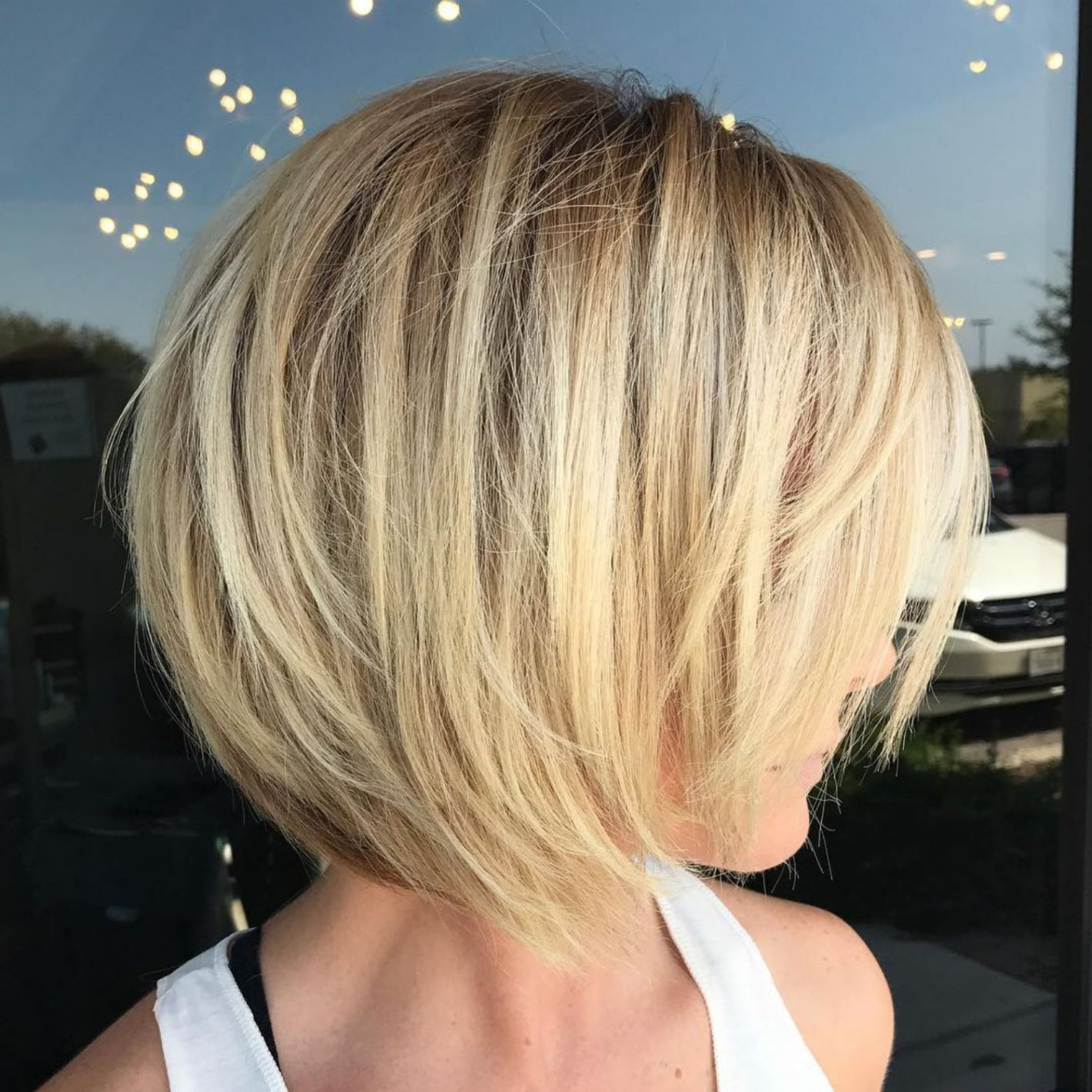 34 Stylish Layered Bob Hairstyles – Eazy Glam