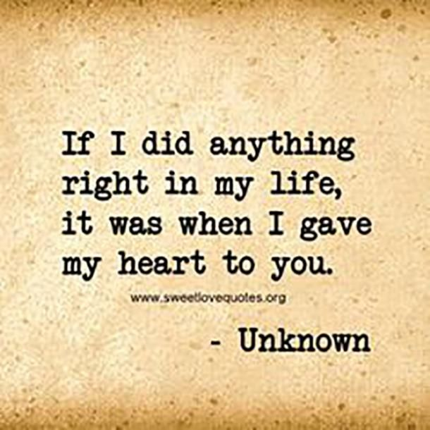 Awesome Romantic Love Quotes To Express Your Feelings