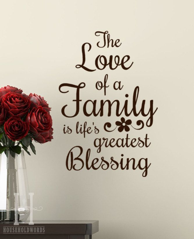 Best And Inspirational Family Quotes