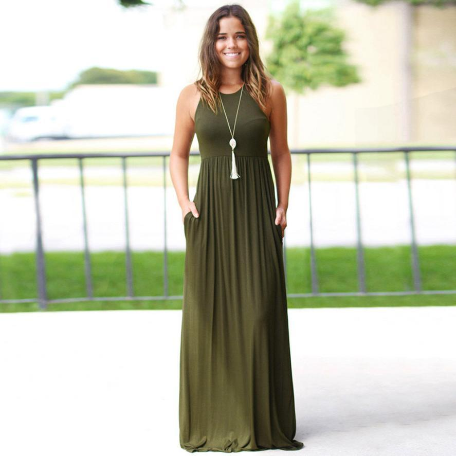 36 Best Ideas To Style With A Holiday Maxi Dresses