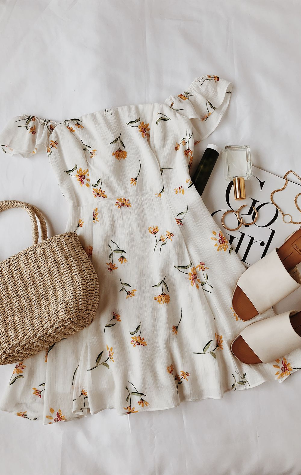 Trendy Coziest Cute Summer Dresses Ideas – Summer Outfit Inspirations Outfit Ideas for Women