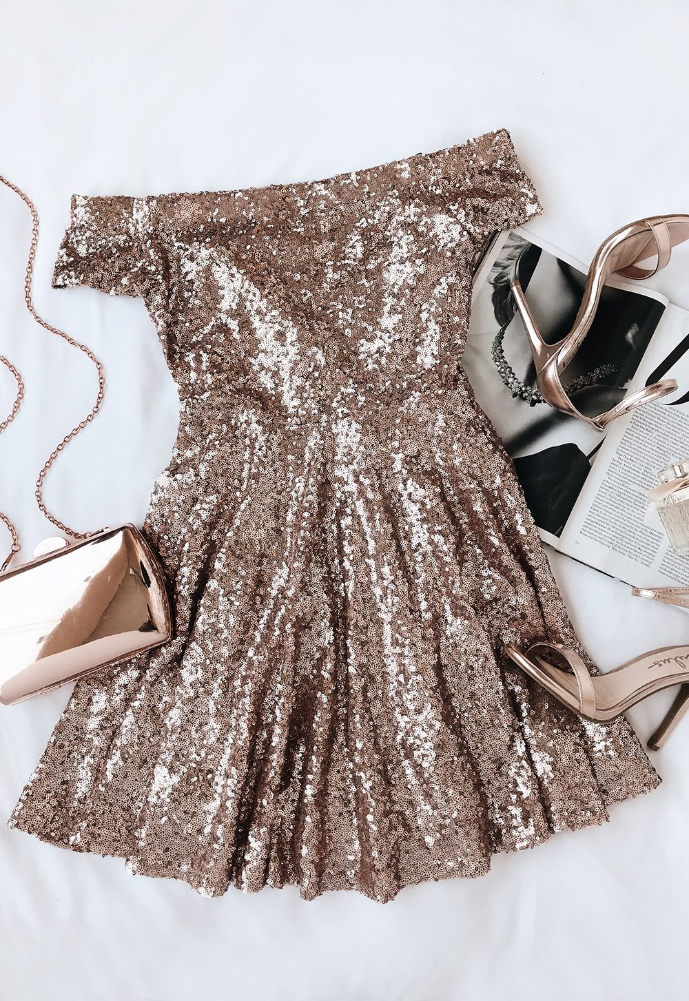 Sparkly Sequin Dresses to Buy in 2019