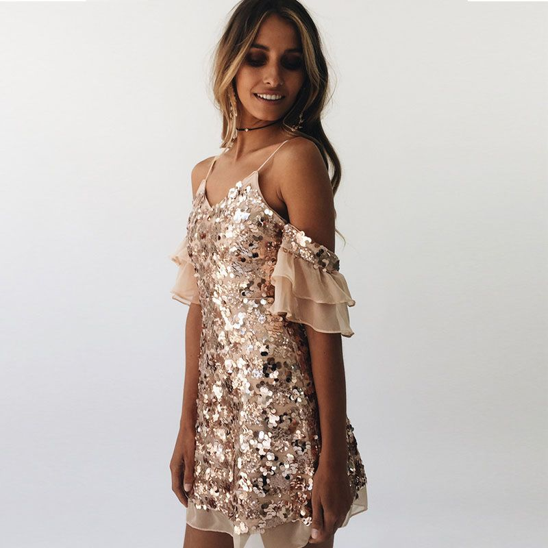 33 Sparkly Sequin Dresses to Buy in 2019