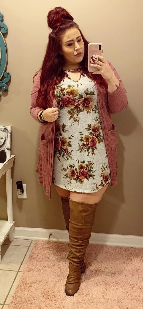 Stylish Outfit Ideas for Plus-Size Women
