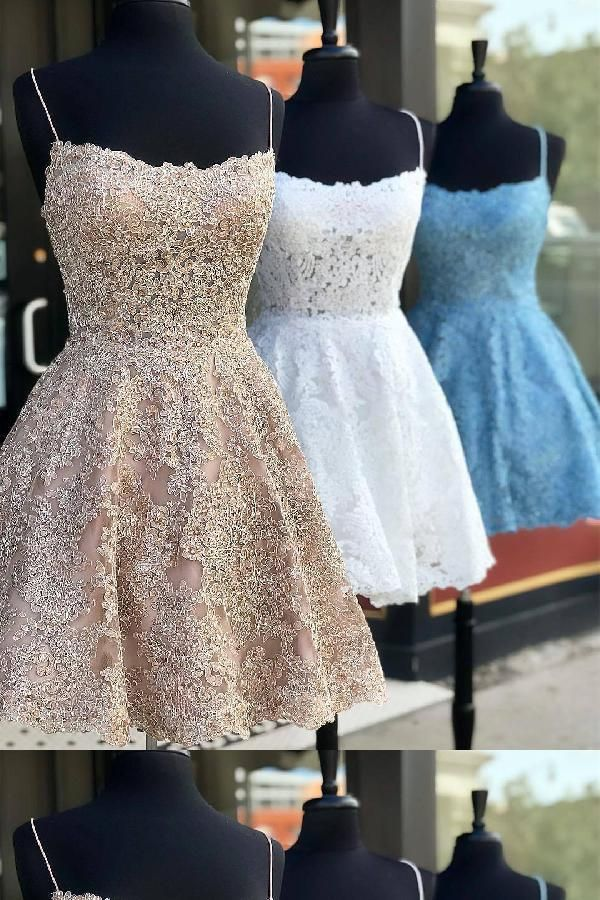 Trendy Homecoming Dresses You Can Try