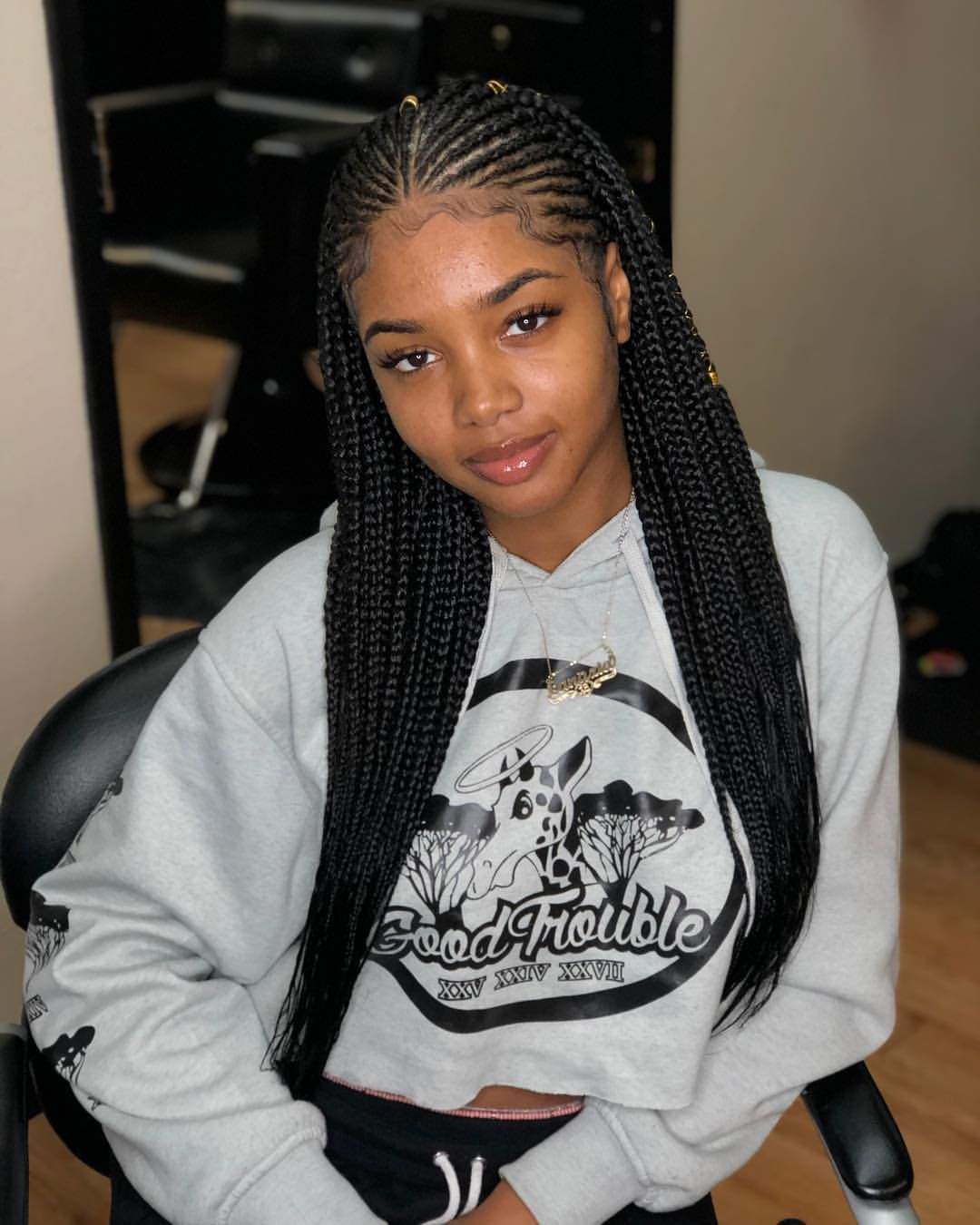 41 Best Black Braided Hairstyles To Stand Out - Page 2 - Eazy Glam