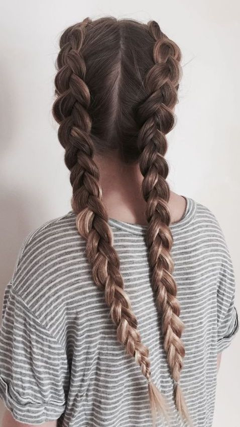 Best Dutch Braid Inspired Hairstyles