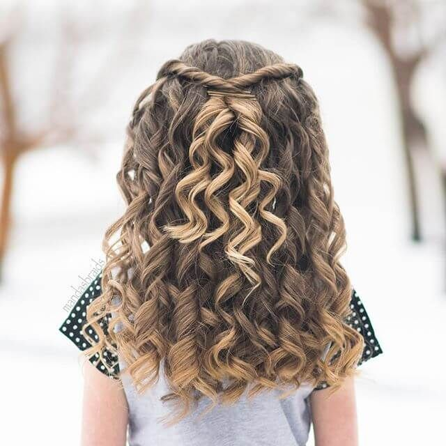 Cool Hairstyles For Little Girls