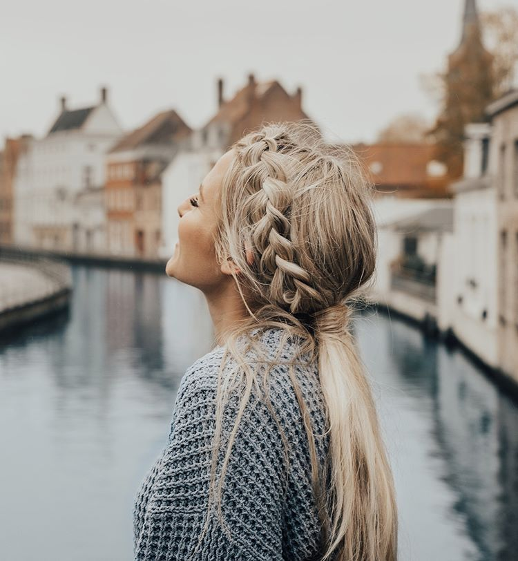 40 Fishtail Braid Hairstyles To Inspire
