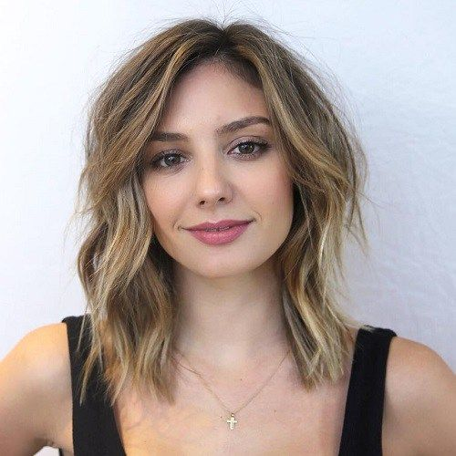 40 Best Hairstyles For Square Faces You Will Like