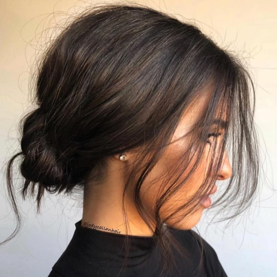 Messy Hairstyles For All Lengths
