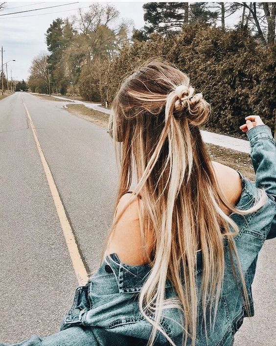 41 Messy Hairstyles For All Lengths