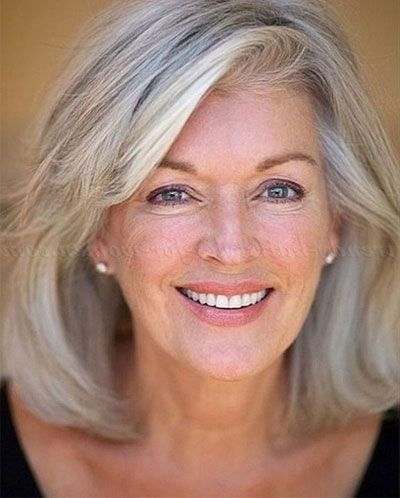 Modern Hairstyles For Women Over 50