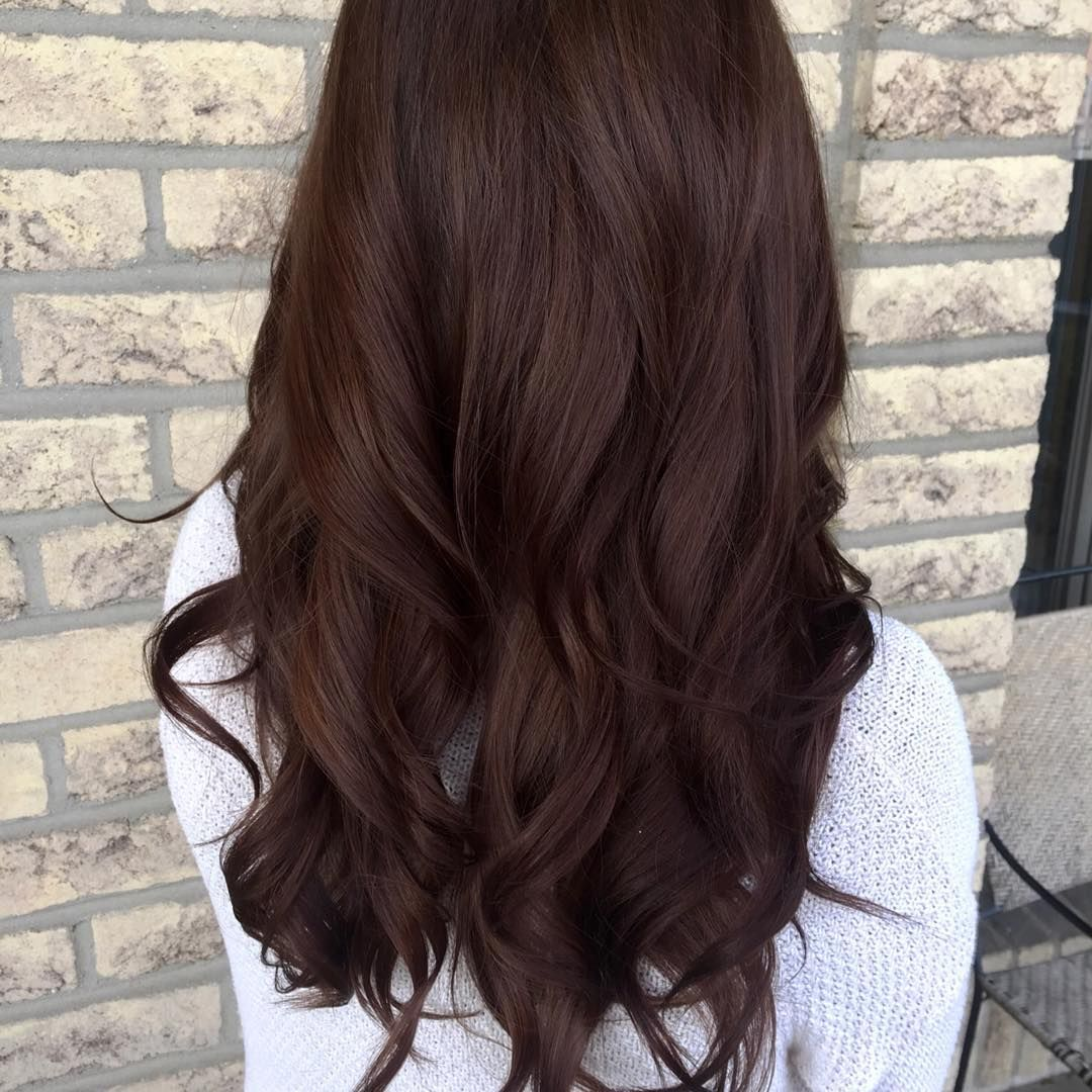 Scrumptious Vibrant Hues For Chocolate Brown Hair