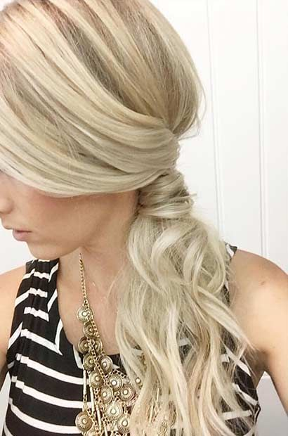 Sumptuous Side Hairstyles For Prom You Will Love