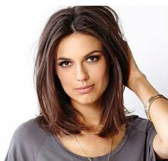 Super Chic Hairstyles For Long Faces